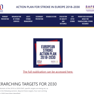 Action Plan for Europe Website