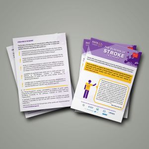 The Burden of Stroke Leaflet